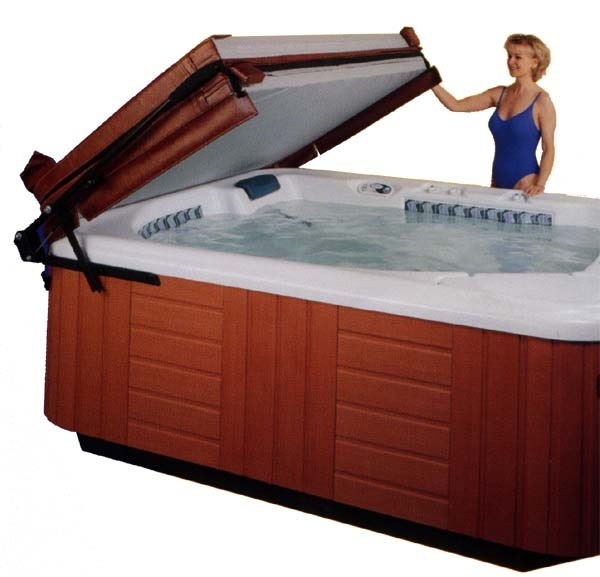 Why Buy a Health Spa Cover Lifter?
