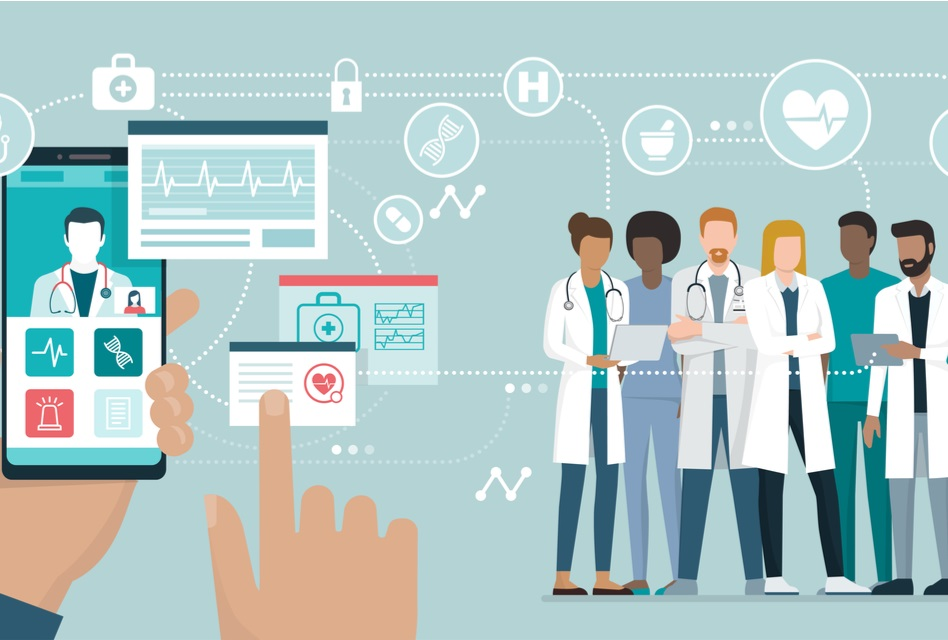 Blockchain: Possibilities for Healthcare – New For Health Information Exchanges