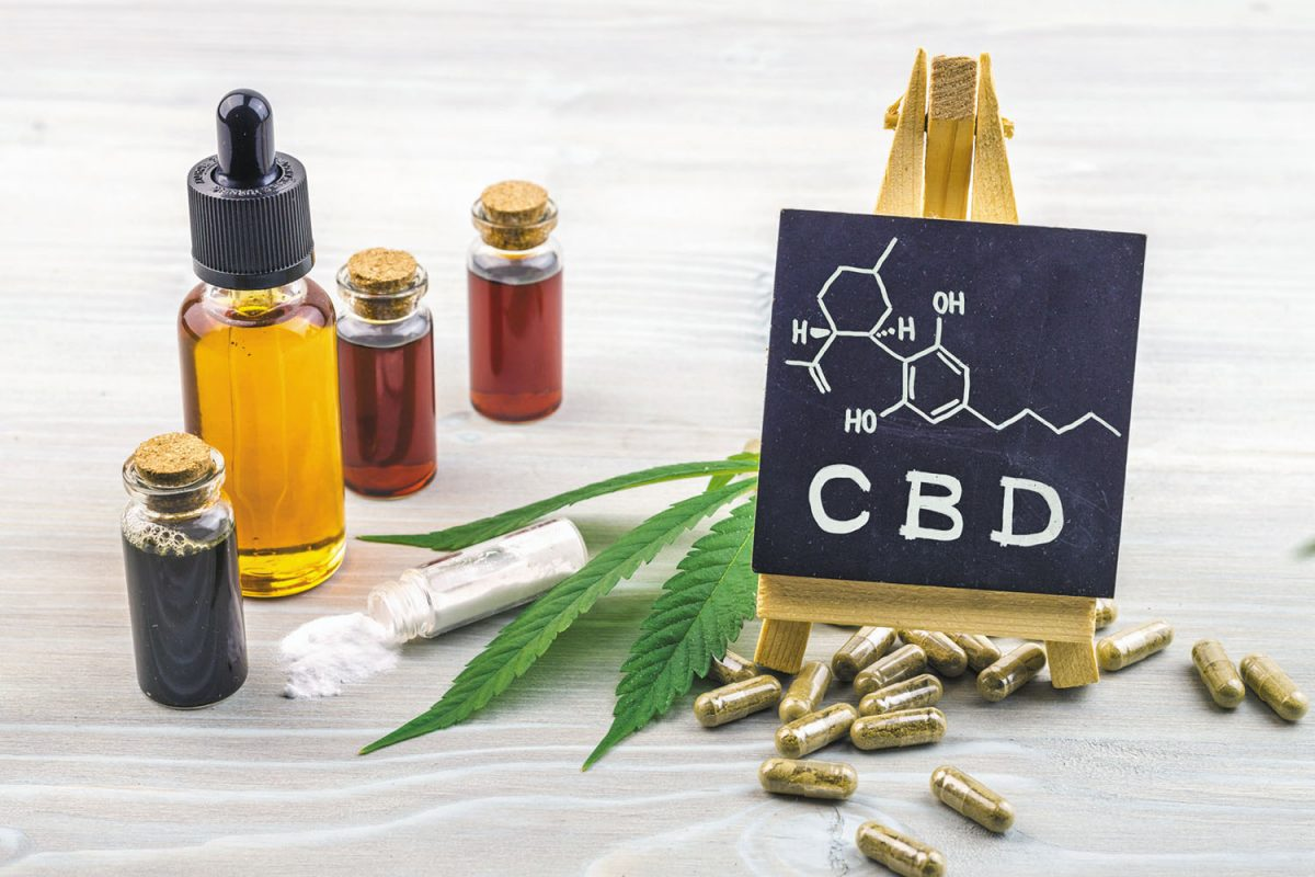 Know about the benefits of CBD products online!!