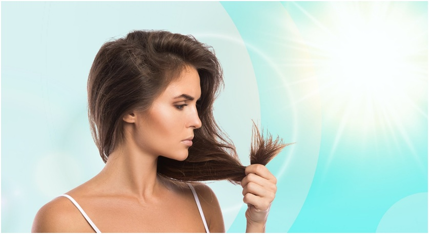 How To Protect Hair from Sun Damage